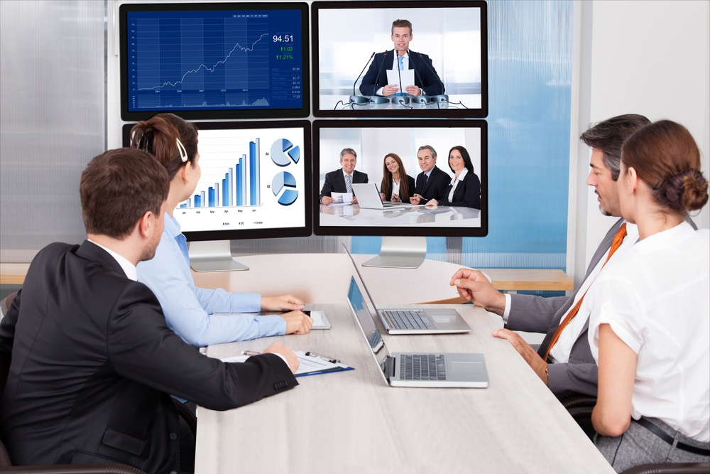 Audio video solutions for companies
